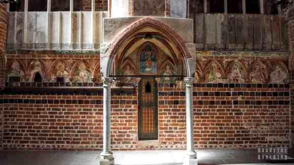 Malbork - Kościół zamkowy NMP