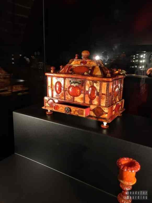 Malbork - Kolekcja Bursztynu