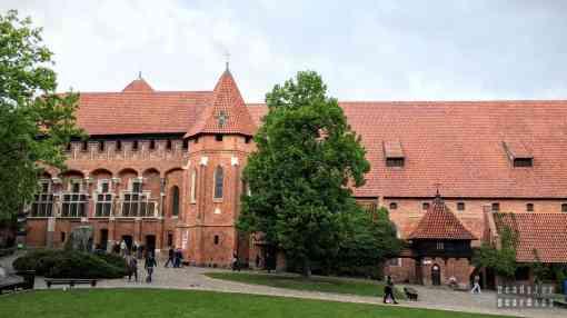 Malbork - Pałac Wielkich Mistrzów
