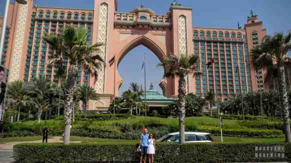 Atlantis, the Palm – luksusowy hotel na Palm Jumeirah w Dubaju