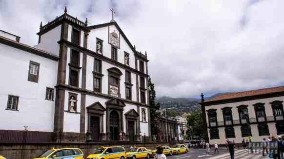 Igreja de Sao Joao Evangelista - Funchal, Madera