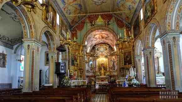 Igreja Matriz de São Vicente, Madera