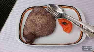 Jedzenie w Sao Jorge, Madera