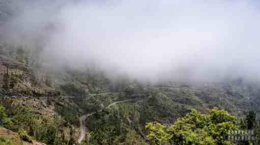 Droga do Doliny Zakonnic, Madera