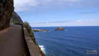 Droga do Porto Moniz, Madera