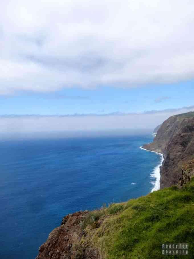 Zachodnie wybrzeże, Madera