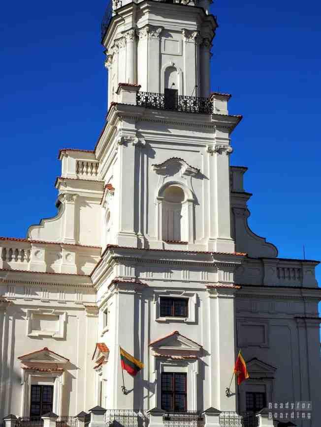 Ratusz w Kownie, Litwa