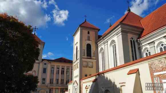 Kościół św. Trójcy, Kowno - Litwa