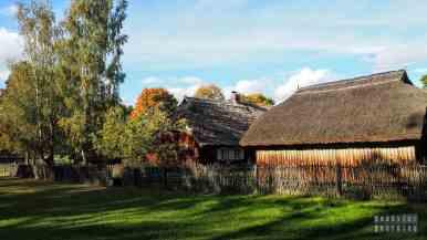 Żmudź, Skansen w Rumszyszkach - Litwa