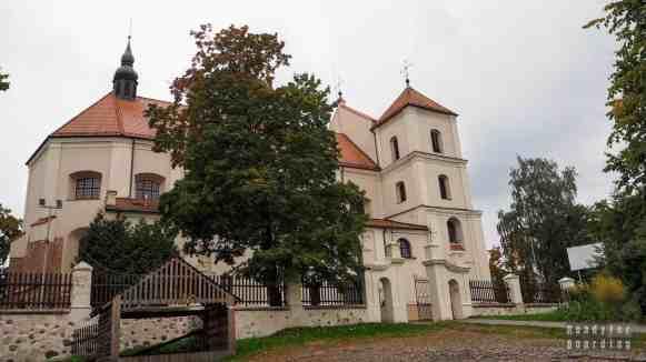 Kościół Nawiedzenia NMP w Trokach
