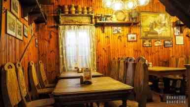 Restauracja w Trokach - Litwa