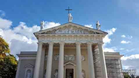 Archikatedra św. Stanisława i św. Władysława w Wilnie - Litwa