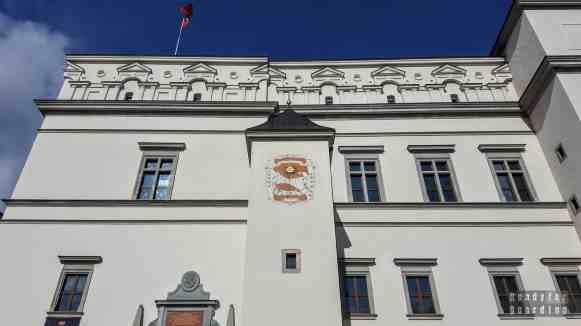 Pałac Wielkich Książąt Litewskich, Wilno