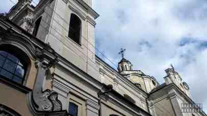 Kościół Świętego Ducha - Wilno, Litwa