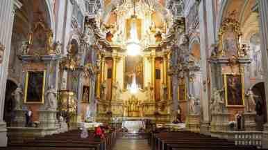 Kościół Św. Teresy, Wilno