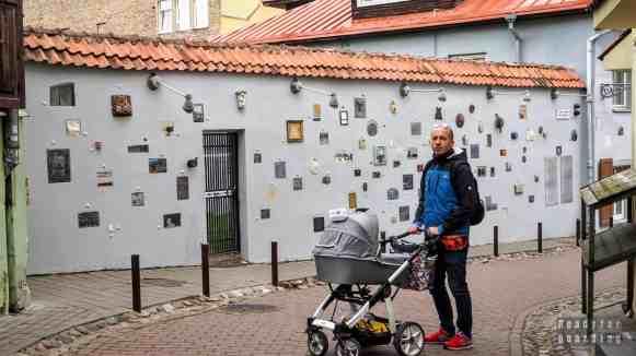 Ulica Literacka w Wilnie, Litwa
