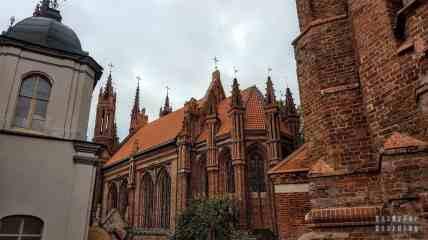Kościół Św. Anny w Wilnie