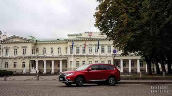 Pałac Prezydencki w Wilnie