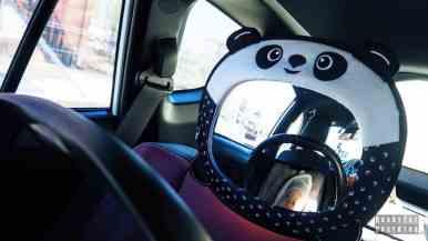 Podróże Oliwii samochodem :)