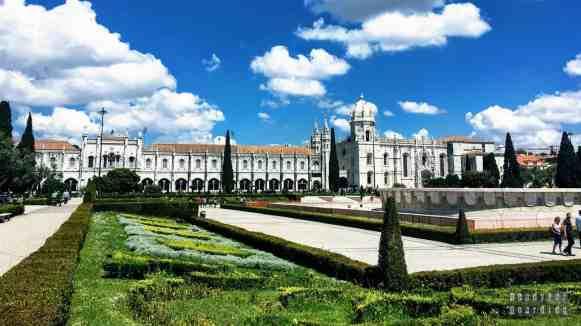 Klasztor Hieronimitów - Belem, Lizbona