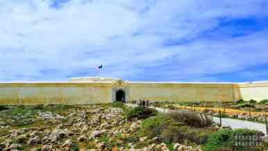 Cytadela w Sagres, Algarve