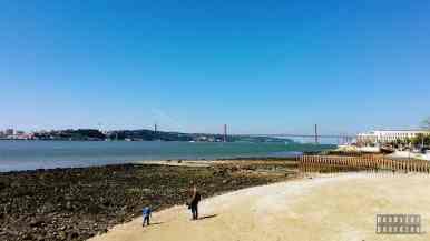 Ponte 25 de Abril, Lizbona