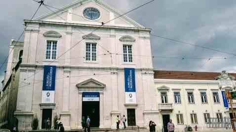 Igreja de São Roque, Lizbona