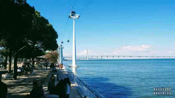 Most Vasco da Gama, Lizbona