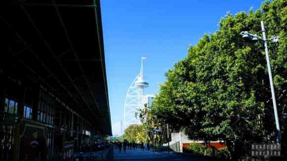 Wieża Vasco da Gama, Lizbona