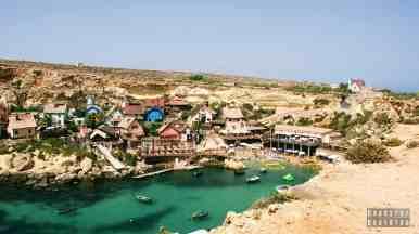 Wioska Popeya - Malta