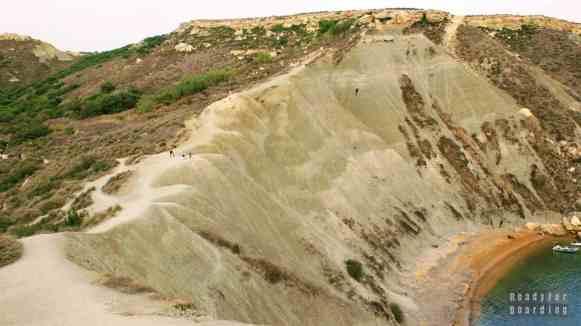 Plaże na Malcie