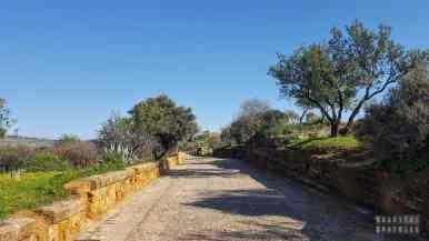 Dolina Świątyń, Agrigento - Sycylia