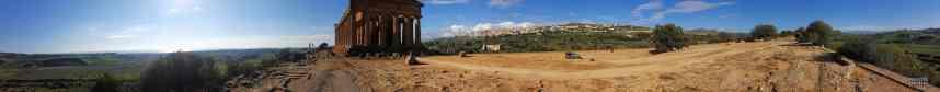 Tempio della Concordia, Agrigento - Sycylia