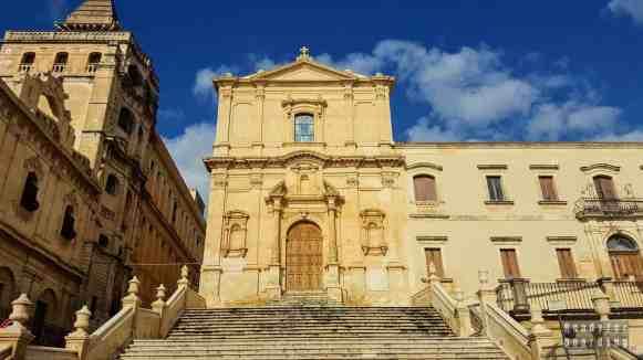 Kościoły w Noto - Sycylia