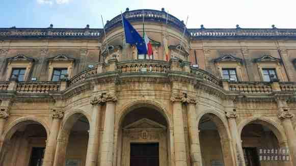 Palazzo Ducezio, Noto - Sycylia