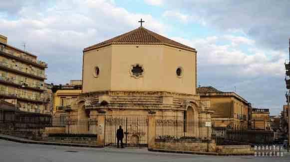 Bazyliką Św. Lucjany, Syrakuzy - Sycylia