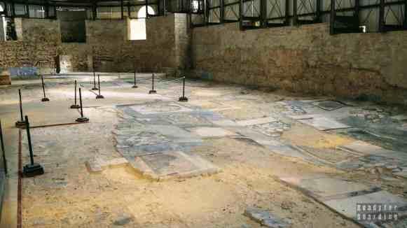 Bazylika, Villa Romana - Sycylia