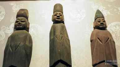 Grobowiec Ding Ling - wystawa