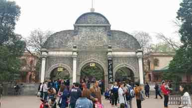 Ogród Zoologiczny w Pekinie, Chiny