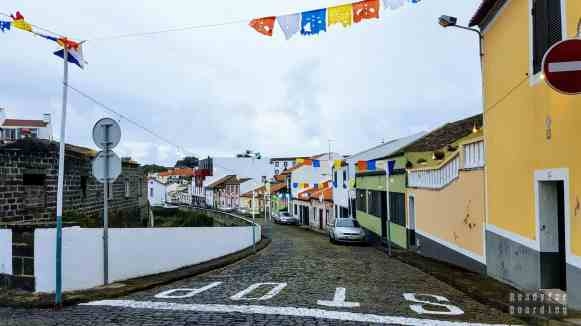 Ribeira Grande, Azory