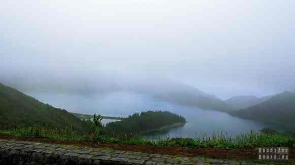 Lagoa do Fogo - São Miguel, Azory