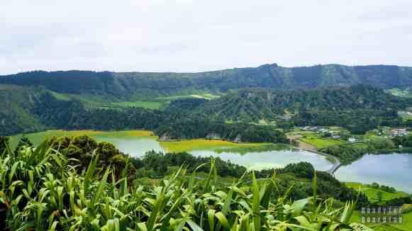 Lagoa Verde, Azory