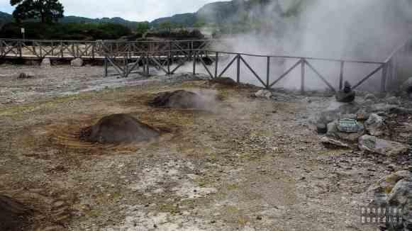 Fumarole - Azory