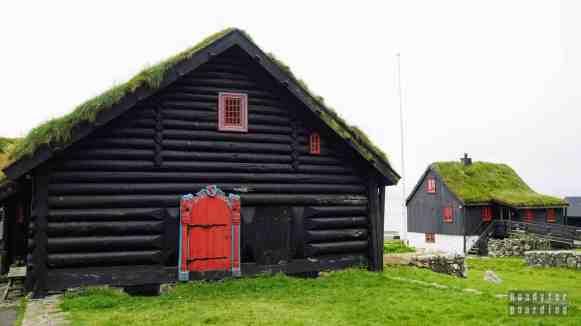 Kirkjubøargarður, Streymoy - Wyspy Owcze