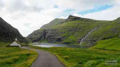 Saksun, Streymoy - Wyspy Owcze