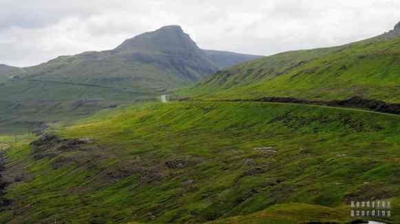 Trasa widokowa, Streymoy - Wyspy Owcze
