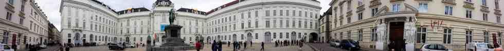 Pałac Hofburg, Wiedeń - Austria