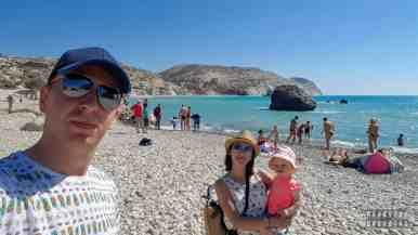 Petra tou Romiou - Cypr