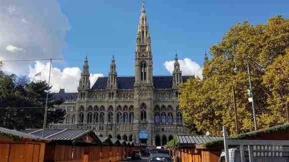Ratusz, Wiedeń - Austria