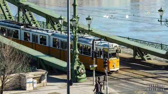 Most Wolności, Budapeszt - Węgry